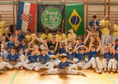 Capoeira Rijeka | Beira do Rio - djecji Batizado