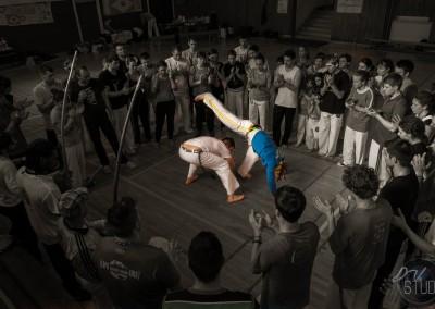 Roda de Capoeira | Beira do Rio - Batizado e Troca de Cordas