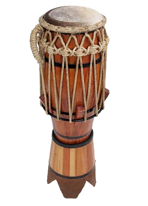 Atabaque konga instrumenti capoeire