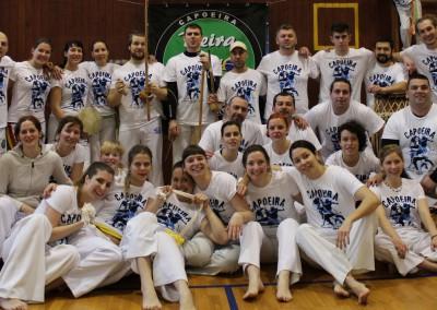 Capoeira Rijeka | Beira do Rio - Batizado e Troca de Cordas