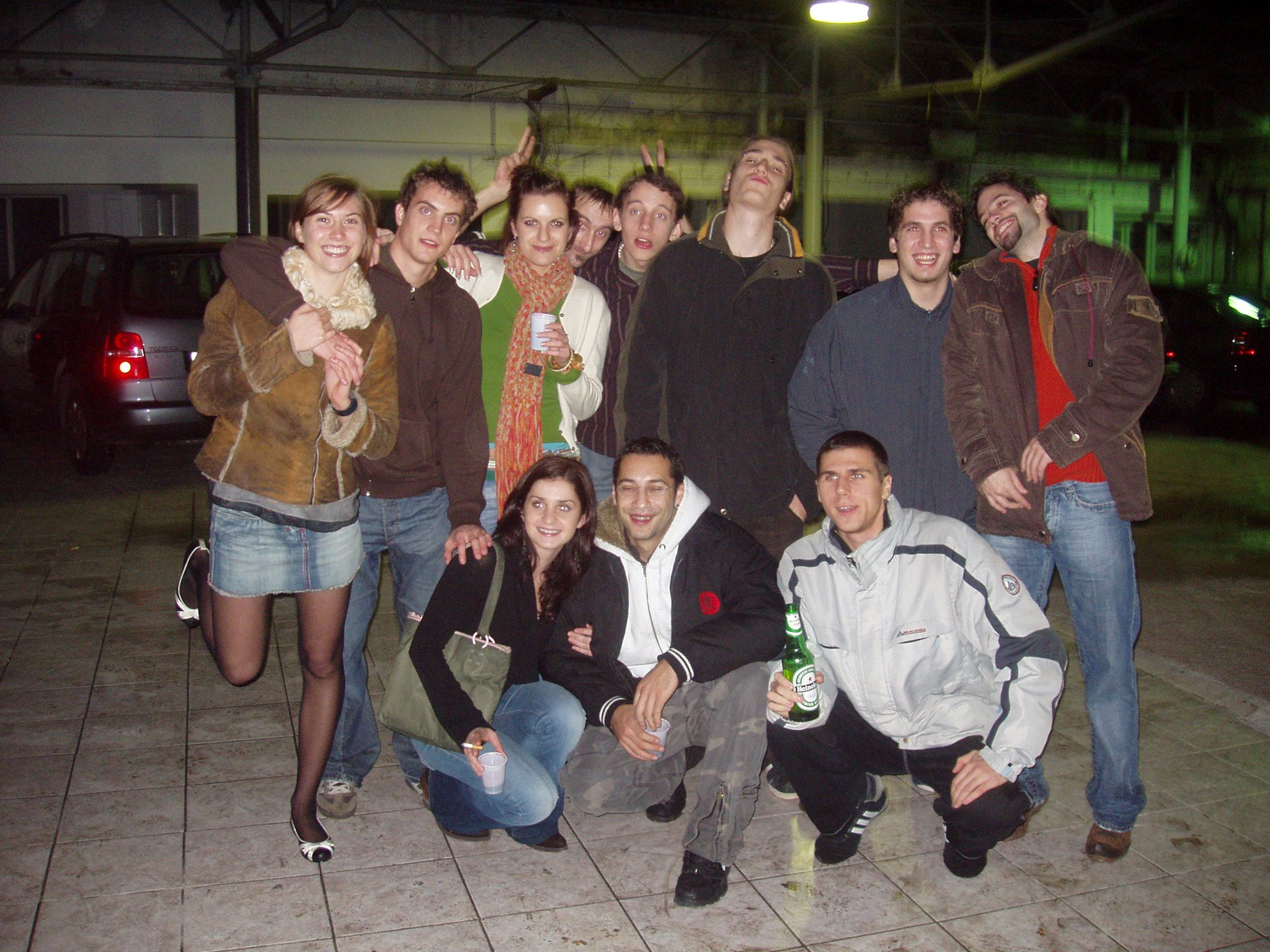 Subotnji izlazak – garaža Beretić (studeni 2006)